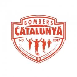"""Dessuadora """"Bombers de Catalunya"""""""