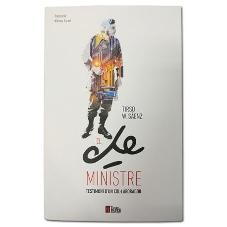 """Llibre """"El che ministre"""""""