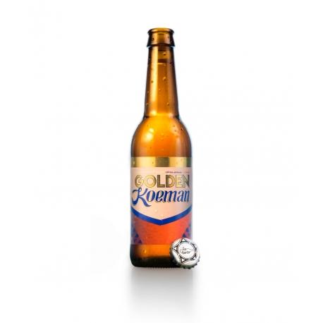Cervesa artesana Golden Koeman