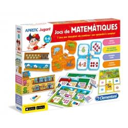 Jocs de matemàtiques - Clementoni