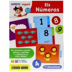 Jocs Els números - Clementoni