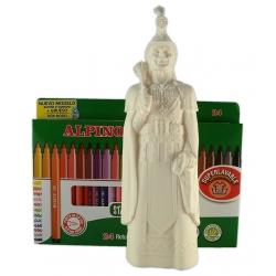 Kit per pintar la Figura de goma del Gegant Vell de Solsona