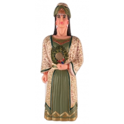 Figura de goma reproducció de la Geganta de Tarragona