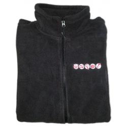 Jaqueta polar negre icones