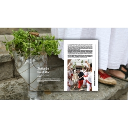 Llibre Calendari de festes amb aigua