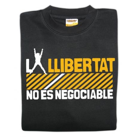 Jersei La llibertat no és negociable