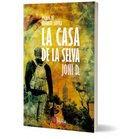 Llibre La casa de la selva, de Joni D