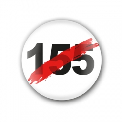 """Xapa """"Contra el 155"""""""
