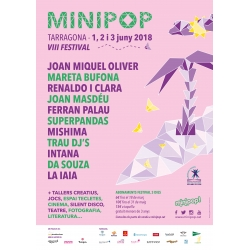 Abonament anticipat Minipop 2018