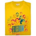 Samarreta Freedom Catalan political prisoners