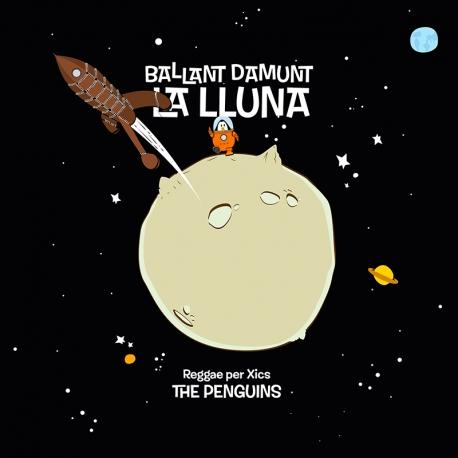 CD de Reggae per Xics Ballant Damunt La Lluna