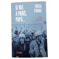 Llibre Si vas a París, papà...
