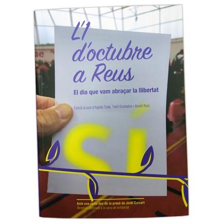 Llibre L'1 d'octubre a Reus