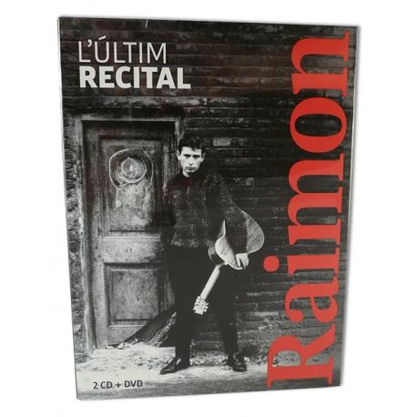 L'Últim Recital - Raimon (2CD+DVD)