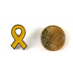 pin Llaç groc petit suport presos politics