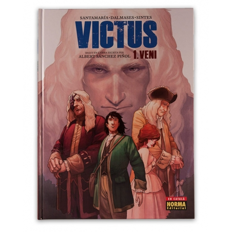 Còmic Victus 1 - Veni