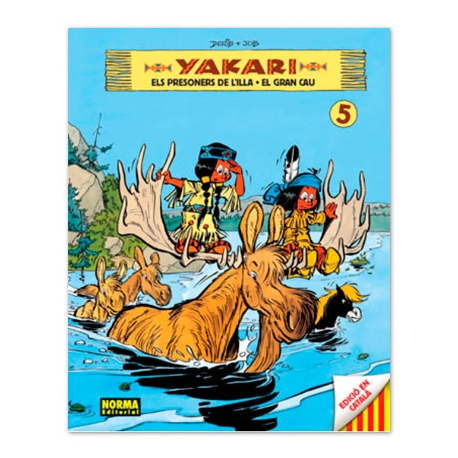 Còmic Yakari VOL.5