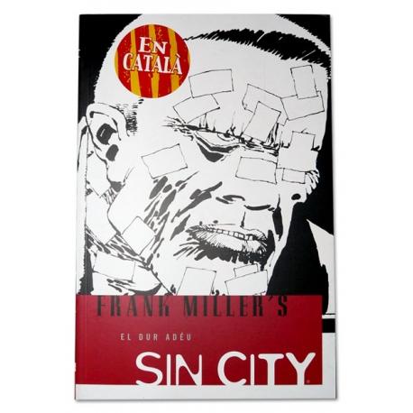 Còmic Sin City 1 - El dur adéu