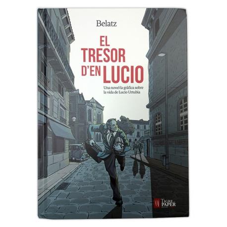 Llibre El tresor d'en Lucio Urtubia