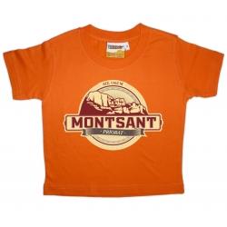 Samarreta infantil Montsant