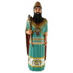 Figura de goma del Gegant rei Salomó de Santa Maria del Mar