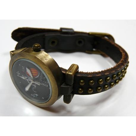rellotge dona cuir Defensors de la Terra