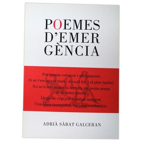 Llibre Poemes d'emergència 2