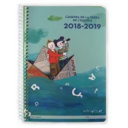 Agenda de la Terra de l'escola curs 2018-2019