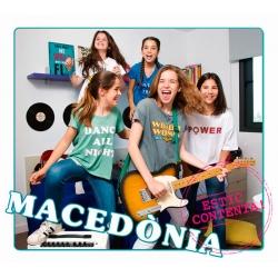 CD Macedònia - Estic contenta