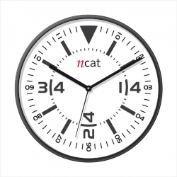 Rellotge de paret Ncatalà NCATP30