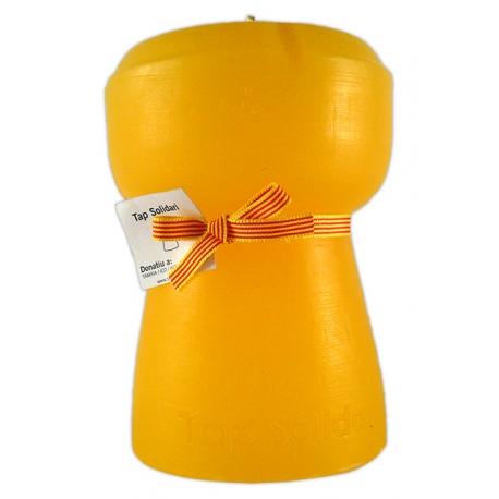 Tap solidari - Tap Gran groc