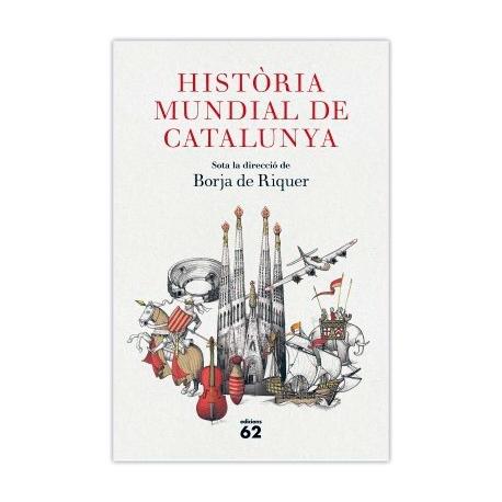 Llibre Història mundial de Catalunya
