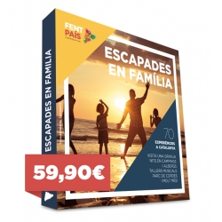 Guia Fent País capsa regal FAMILIAR (59,90 €)