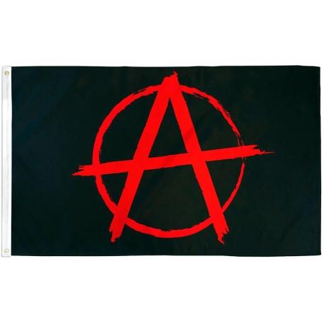 Bandera anarquia