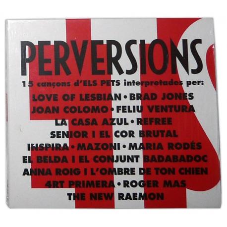 CD Perversions Els pets