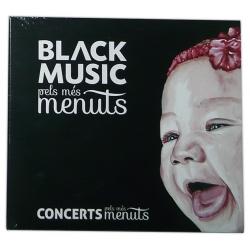 CD Black Music pels més menuts