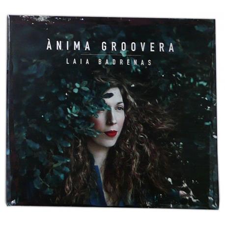 CD Laia Badrenas - Ànima Groovera