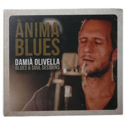 CD DAMIÀ OLIVELLA - Ànima Blues