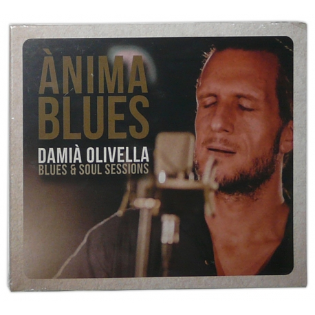 CD DAMIÀ OLIVELLA - Ànima Blues