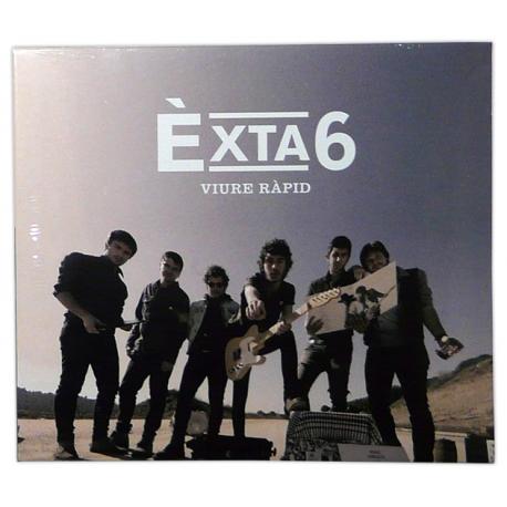 CD ÈXTA6 - Viure ràpid