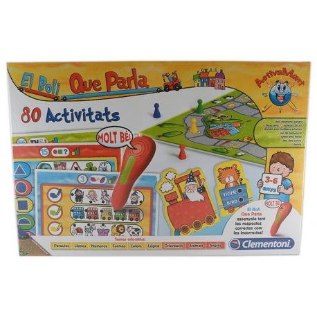 Joc El Boli Que Parla – 80 activitats