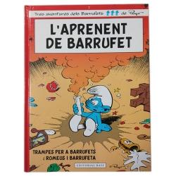 Llibre L'aprenent de barrufet
