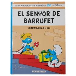 Llibre El senyor barrufet