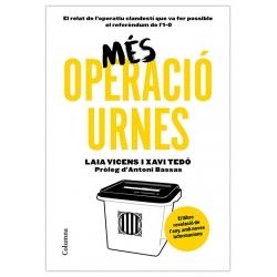 Llibre Més operació urnes