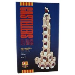 El nan casteller del Barça - Joc de 31 peces