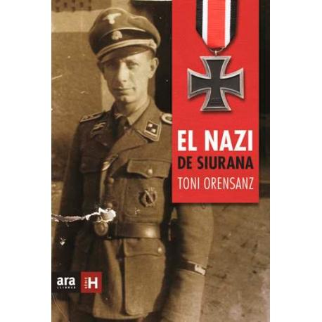 Llibre El nazi de Siurana