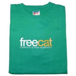 Samarreta Freecat -ÚLTIMES UNITATS-