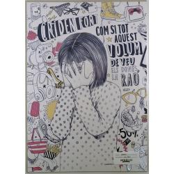 Làmina amb il·lustració - Soroll - Els Pets