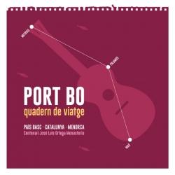 CD PORT BO - Quadern de viatge