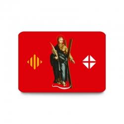 Imant flexible penó santa Eulàlia